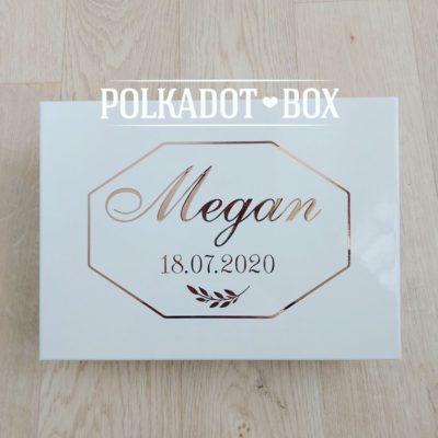 Custom Name Gift Box