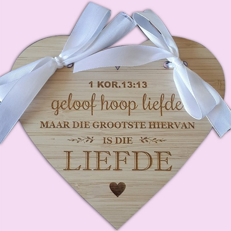 heart shaped afrikaans rings holder