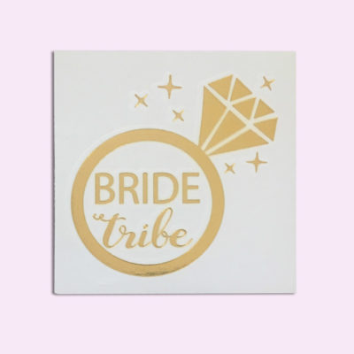 bride tribe ring tattoo