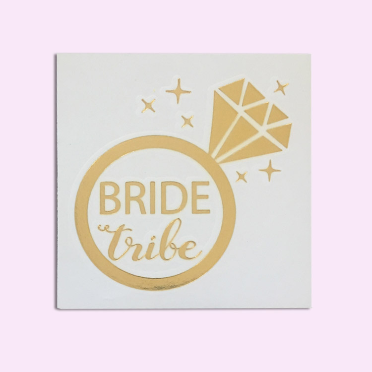 bride tribe ring tattoo
