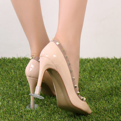 Clear Heel Stoppers