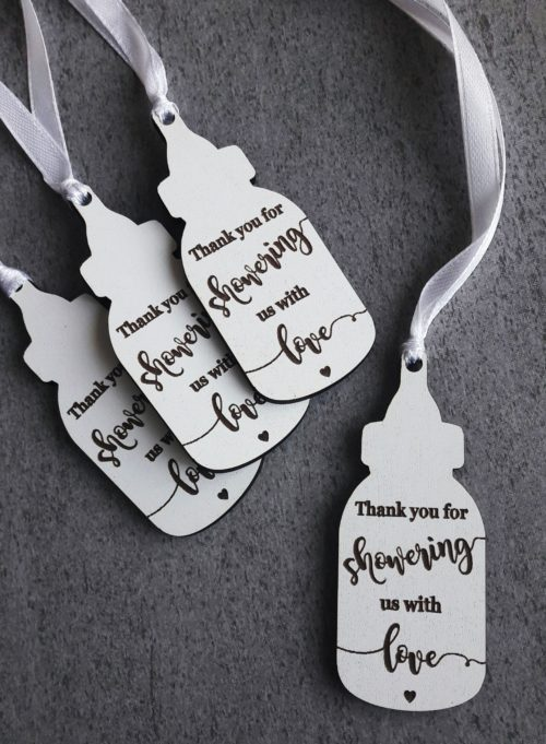 thank you bottle tags