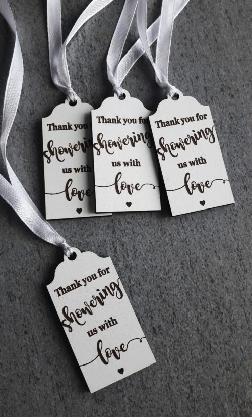 Baby Shower Thank you Tags