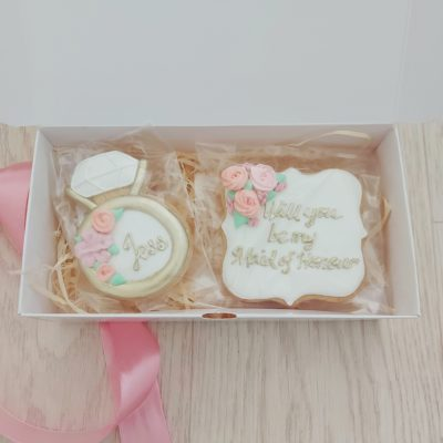 Bridal Party Cookies