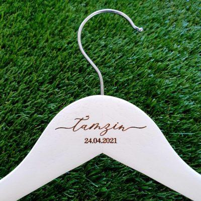 Custom Engraved Hangers