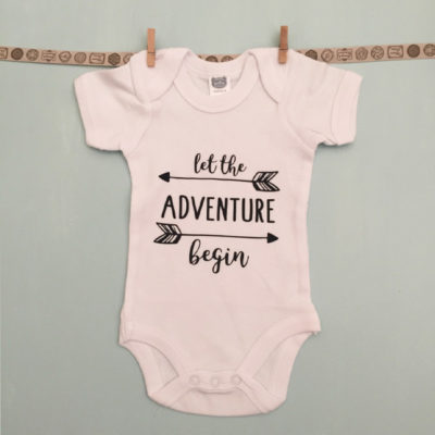 Adventure Custom Onesie