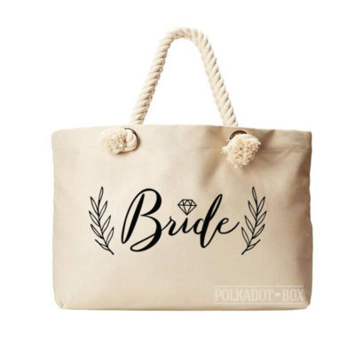 Bride Beach Bag