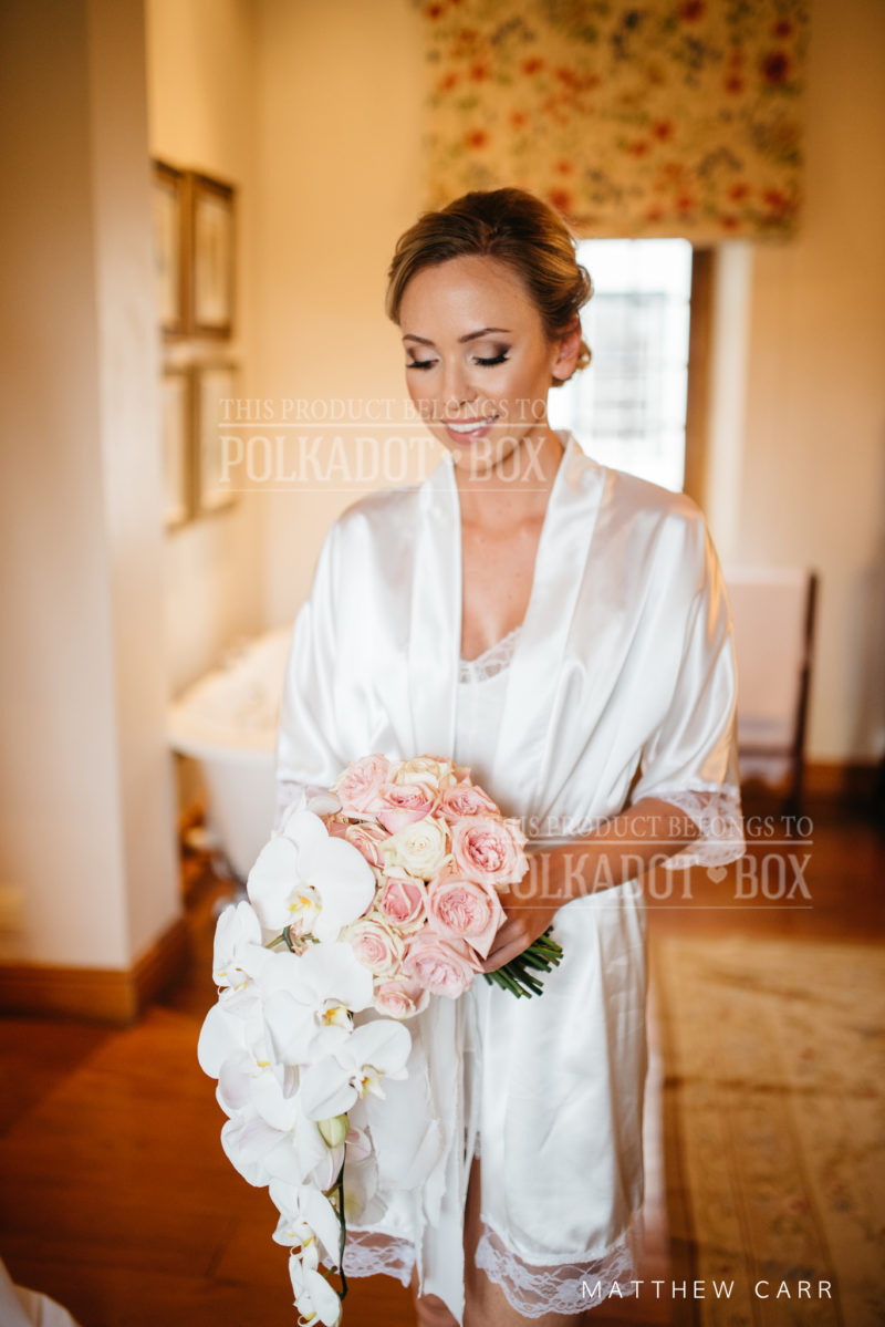 White Bridal Robe Options For Yrour Wedding South Africa