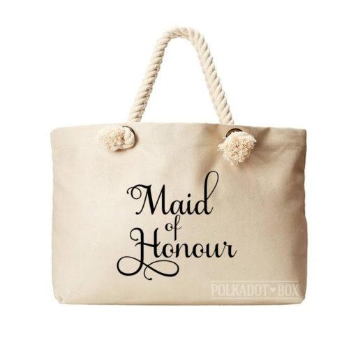 Maid Of honour Beach Bag 2