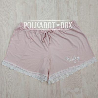 wifey shorts