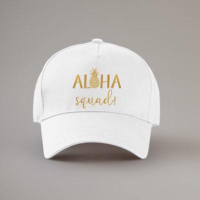 Aloha Squad Peak Cap