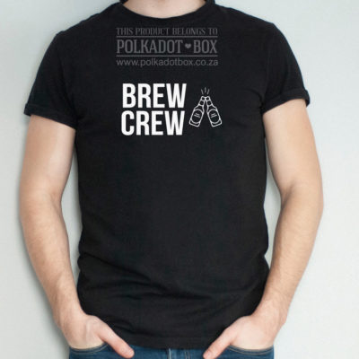 brew crew wedding t-shirt