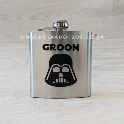 Darth Vader Hip Flask