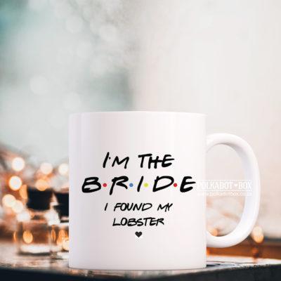 Friends Bride Mug