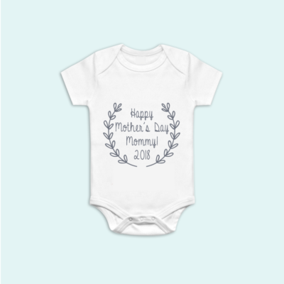 Happy Mother's Day Onesie