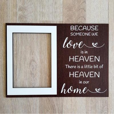 Heaven Photo Signage