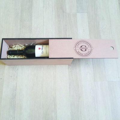 Custom Engraved Alcohol box